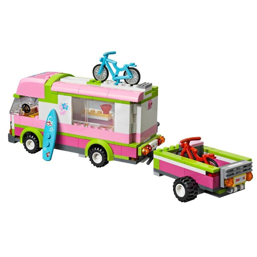 Lego Friends Summer Caravan 41034 - Lego from Powerhouse.je UK