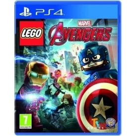 LEGO Marvel Avengers PS4