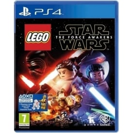 Star Wars: The Force Awakens PS4