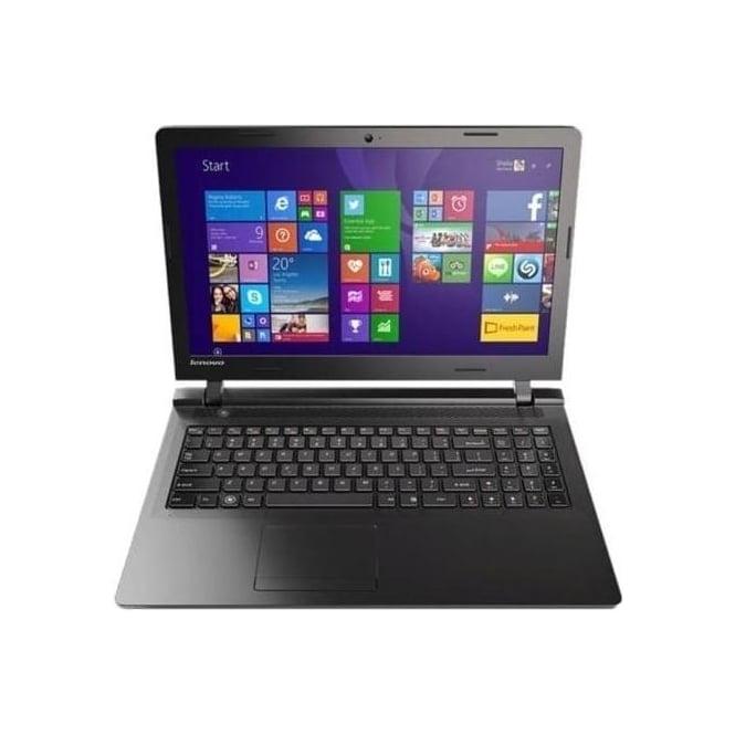 "Lenovo B50-10 15.6"" Intel Pentium N3540 4GB 128GB SSD DVD-RW Windows 10 Laptop"