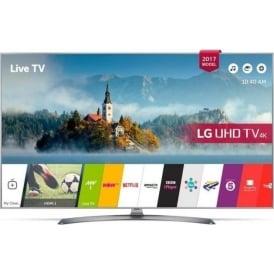 """LG 49"""" UJ750 UHD TV"""