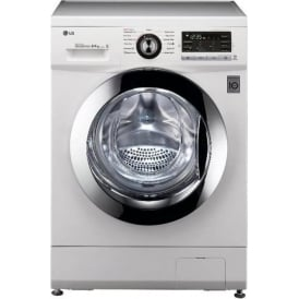 F1489ADW 8kg Wash, 1400RPM, 4kg Dry Freestanding Washer Dryer, White