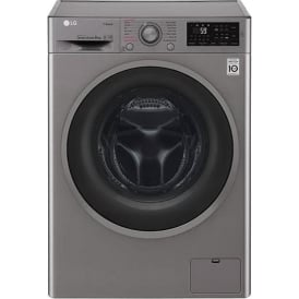 F4J6TY8S 8kg, 1400rpm,  A+++ Washing Machine, Shiny Steel