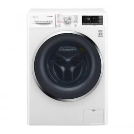 F4J8FH2W 9kg Wash Load Wash, 6kg Wash Load Dry, 1400rpm, A Washer Dryer, White