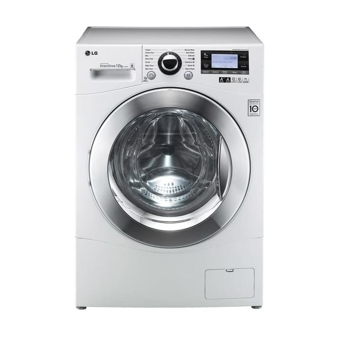 LG FH495BDN2 12kg, 1400rpm, A+++ Freestanding Washing Machine