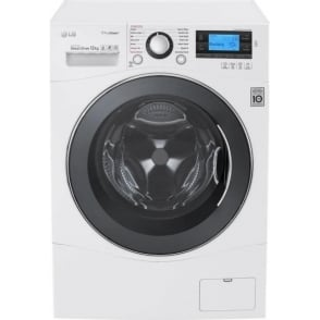 FH495BDS2 12kg, 1400rpm, A+++ Smart Washing Machine, White