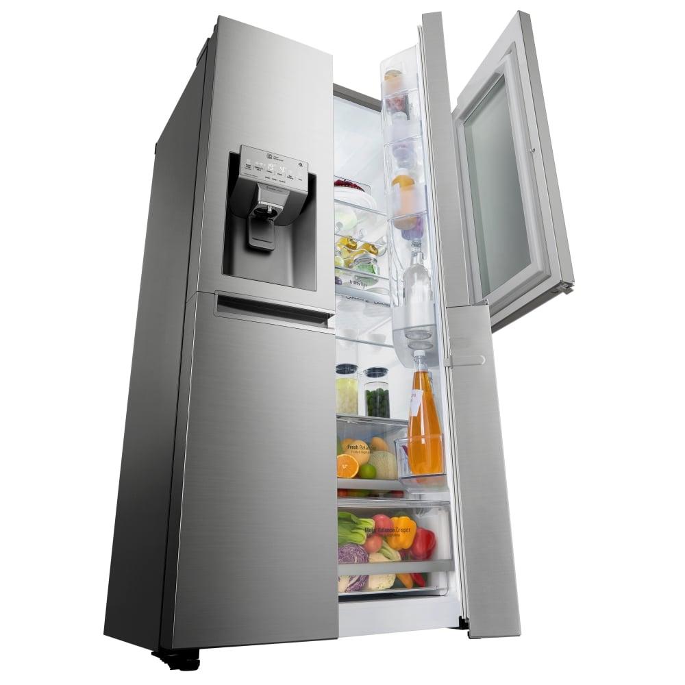 lg gsx961nsaz insta view american style fridge freezer. Black Bedroom Furniture Sets. Home Design Ideas