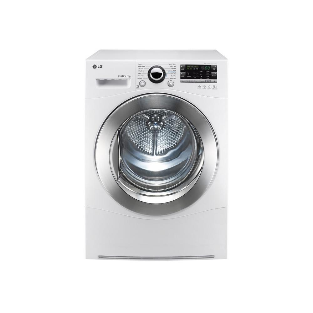 Heat Pump Dryer ~ Lg rc ah z kg a heat pump condenser dryer from