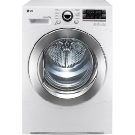 RC8055AH2Z 8kg, A++ Heat Pump Condenser Dryer