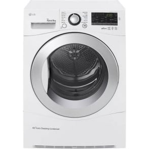 RC9055AP2F 9kg, A++ Heat Pump Freestanding Tumble Dryer, White