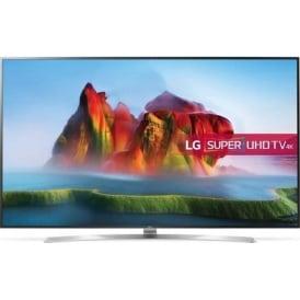 """SJ9 75"""" Smart 4K Ultra HD LED TV"""