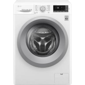 W5J5TN4WW 8kg, 1400rpm, A+++ Freestanding Washing Machine, White