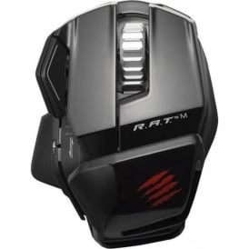 R.a.t. M Wireless Mobile Gaming Mouse, Black
