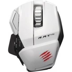 R.a.t. M Wireless Mobile Gaming Mouse, White