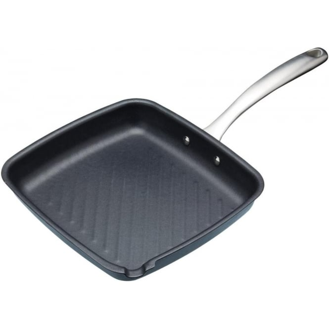 Master Class Professional Induction 26cm Grill Pan