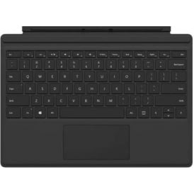 FMM00003, Surface Pro, Type Cover, Black