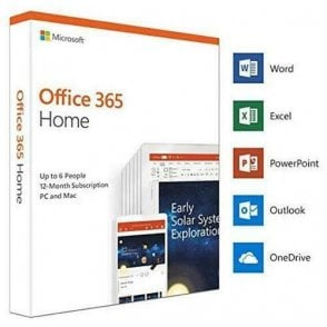 Microsoft MS Office 2019 Home and Business - Computing from