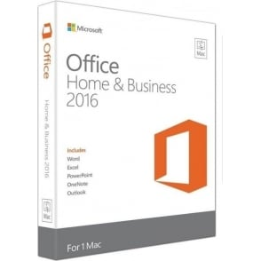 Office 2016 for Mac Business