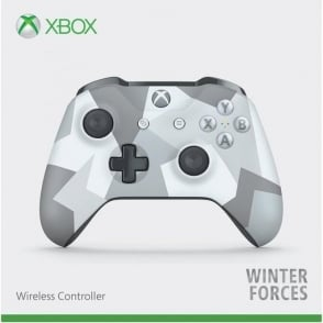 Official Xbox Wireless Controller - Winter Forces Special Edition