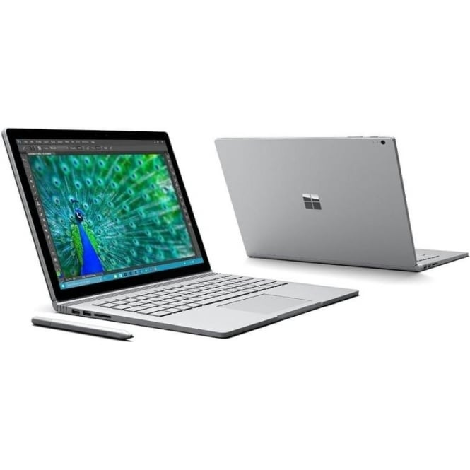 "Microsoft Surface Book 13.5"" Intel Core i5, 8GB RAM, 128GB SSD Convertible Laptop"