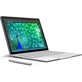 "Surface Book, Intel Core i5, 8GB RAM, 256GB, 13.5"" PixelSense Touch Screen, Silver"