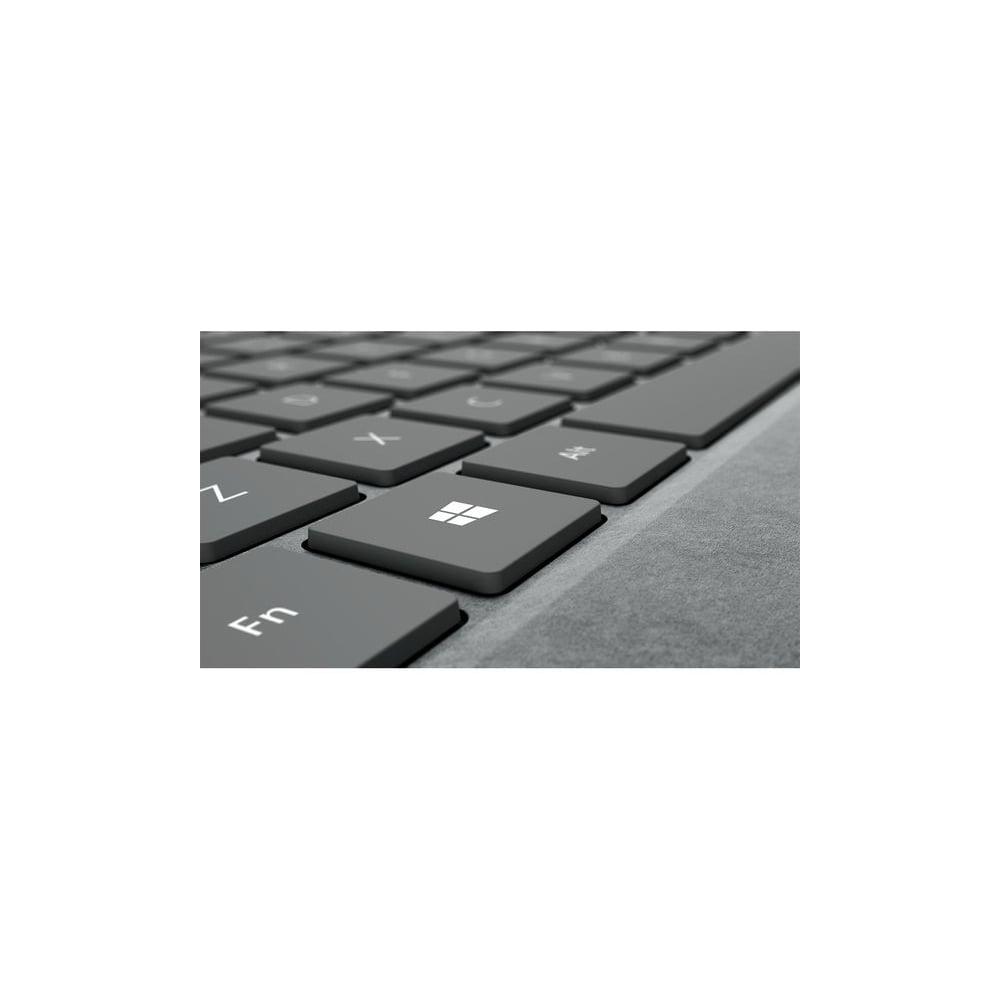 Microsoft Surface Pro 4 Signature Typecover, Grey ...