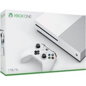 Xbox One S 1TB Solus, White