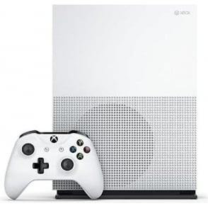 Xbox One S 500GB Solus, White