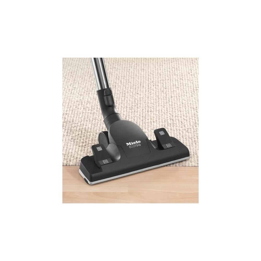 miele complete c3 celebration hardfloor ecoline vacuum cleaner black. Black Bedroom Furniture Sets. Home Design Ideas