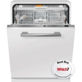Fully integrated Dishwashers with 3D cutlery tray+ and 44 dB(A)