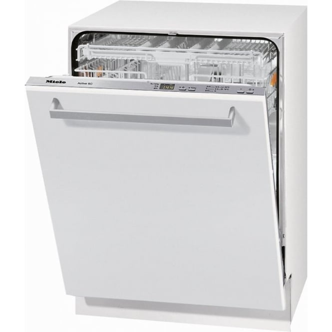 Miele G4263SCVI 60cm Fully Integrated Dishwasher, 14 Place Settings