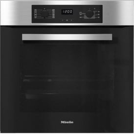 H2265B Discovery Built-In Single Oven, Clean Steel