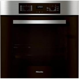 H2267BP Discovery Multifunctional Pyrolytic Single Built-In Oven, Clean Steel