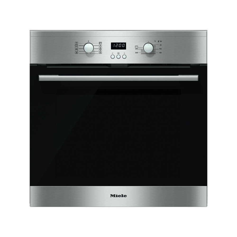 miele h2361bp electric single oven with pyrolitic self. Black Bedroom Furniture Sets. Home Design Ideas