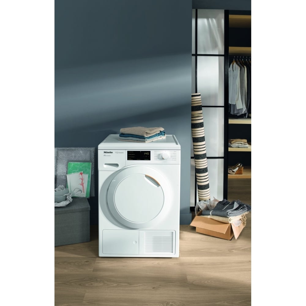 miele tdb230 t1 classic eco 7kg a heat pump tumble dryer white miele from uk. Black Bedroom Furniture Sets. Home Design Ideas