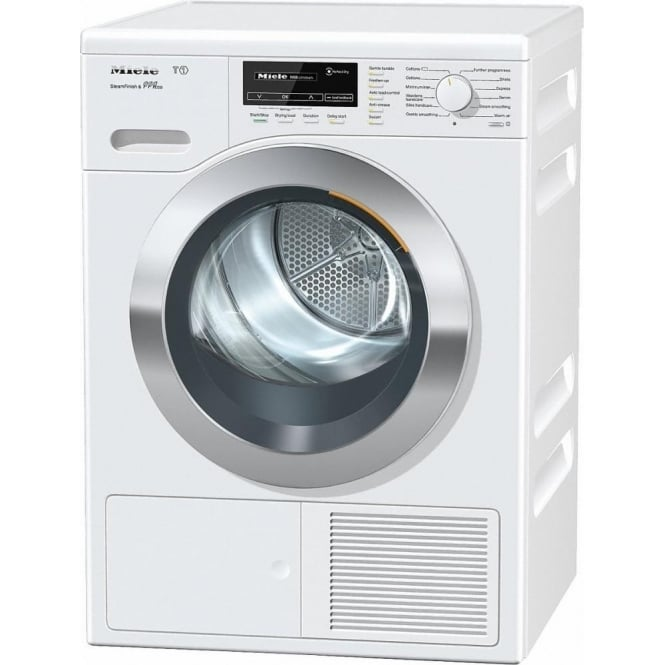 Miele TKG840WP T1 8kg Heatpump A+++ Tuble Dryer
