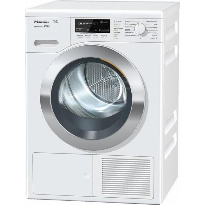 Miele TKG840WP T1 8kg Heatpump A+++ Tumble Dryer