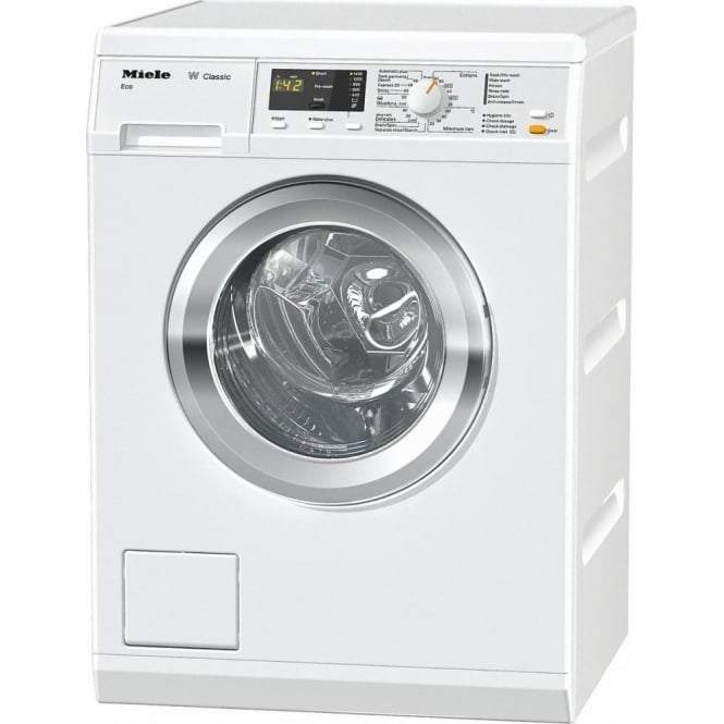 Miele WDA111 7kg, 1400rpm A+++ Washing Machine, White