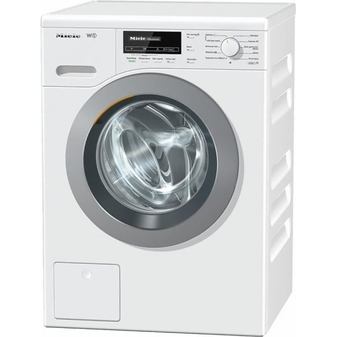 Miele WKB120 8kg, 1600rpm Washing Machine, White