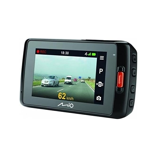 "Mio MiVue 618 2.7"" Screen Dashcam Camera Recorder Extrem-HD, G-Sensor & GPS"