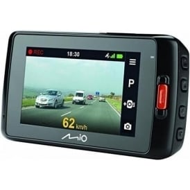 "MiVue 618 2.7"" Screen Dashcam Camera Recorder Extrem-HD, G-Sensor & GPS"