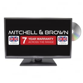 "32"" Freeview HD LED TV with Integrated DVD Player"