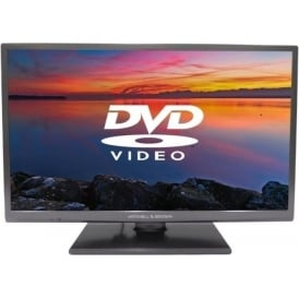 "JB-241811FDVD 24"" LED Freeview HD with Built in DVD-player"