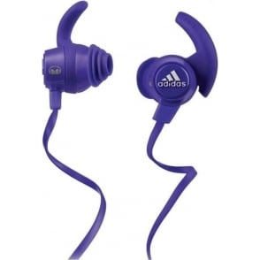 Adidas Response Earphones, Purple