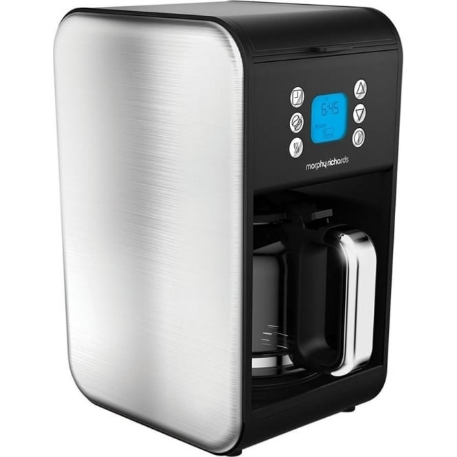 Morphy Richards Coffee: Morphy Richards 162010 Pour Over Filter Coffee Machine