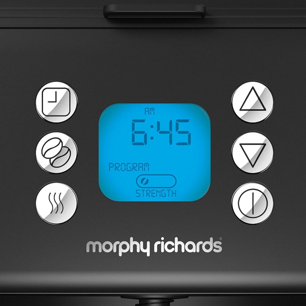 Morphy Richards Ekspres Pour Over: Morphy Richards 162010 Pour Over Filter Coffee Machine