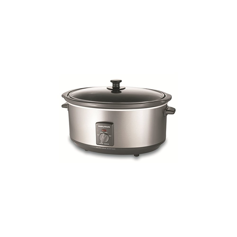 slow cooker instructions morphy richards