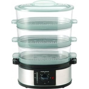 48755 3-Tier Food Steamer