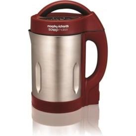 501018 Soup Maker, Red