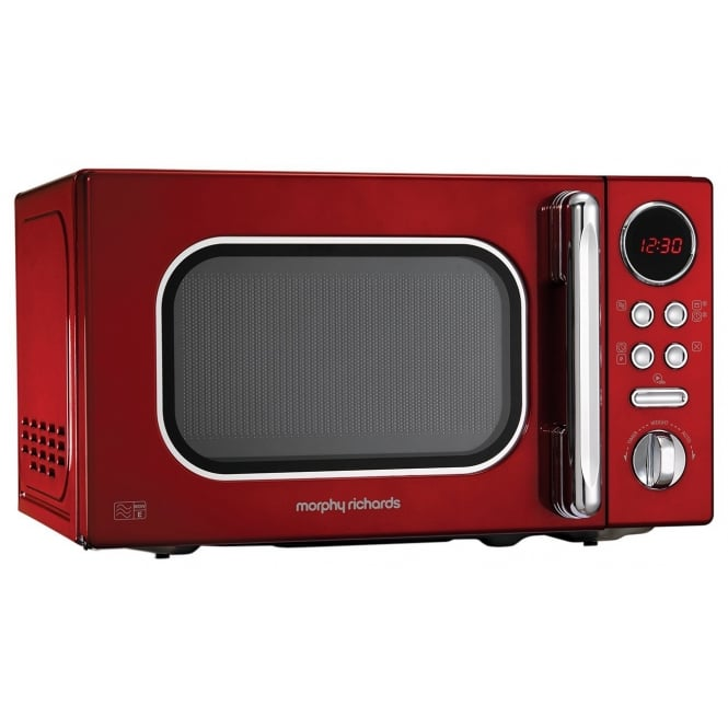Morphy Richards Microwave Oven: Morphy Richards 511502 Accents Colour Collection 20L